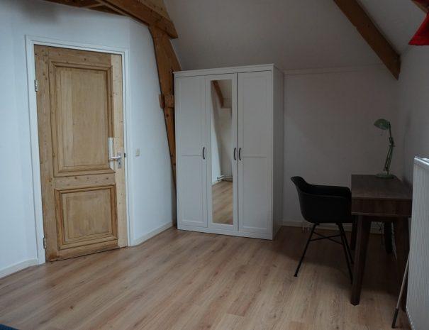Appartement Waalzicht | Kamer het Gemaal