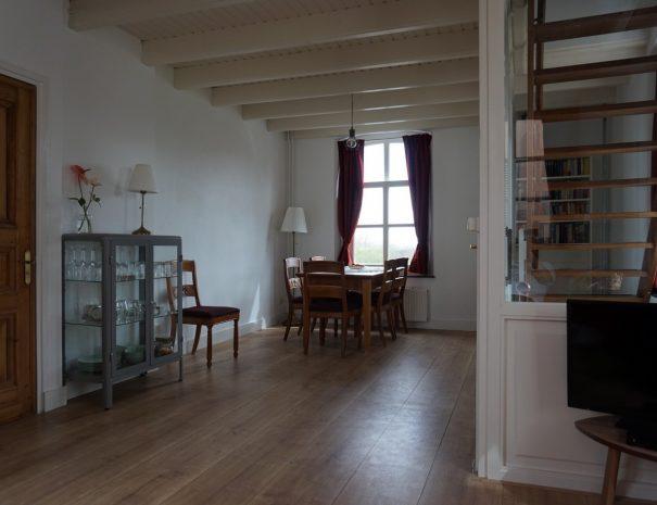 Appartement Waalzicht | Woonkamer